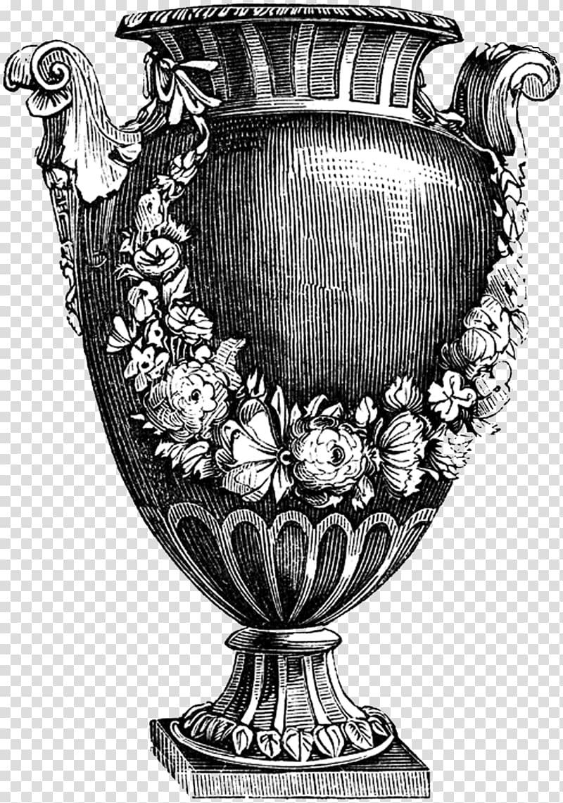 Vintage stamp clipart clip free stock Urn Vase Drawing , vintage stamp transparent background PNG ... clip free stock