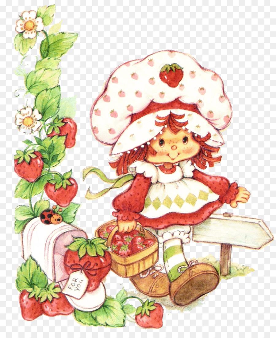 Vintage strawberry shortcake clipart image free download Strawberry Shortcake Cartoon clipart - Strawberry, Cake ... image free download