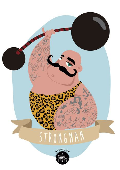 Vintage strong man clipart image free library Free Circus Strongman Cliparts, Download Free Clip Art, Free ... image free library