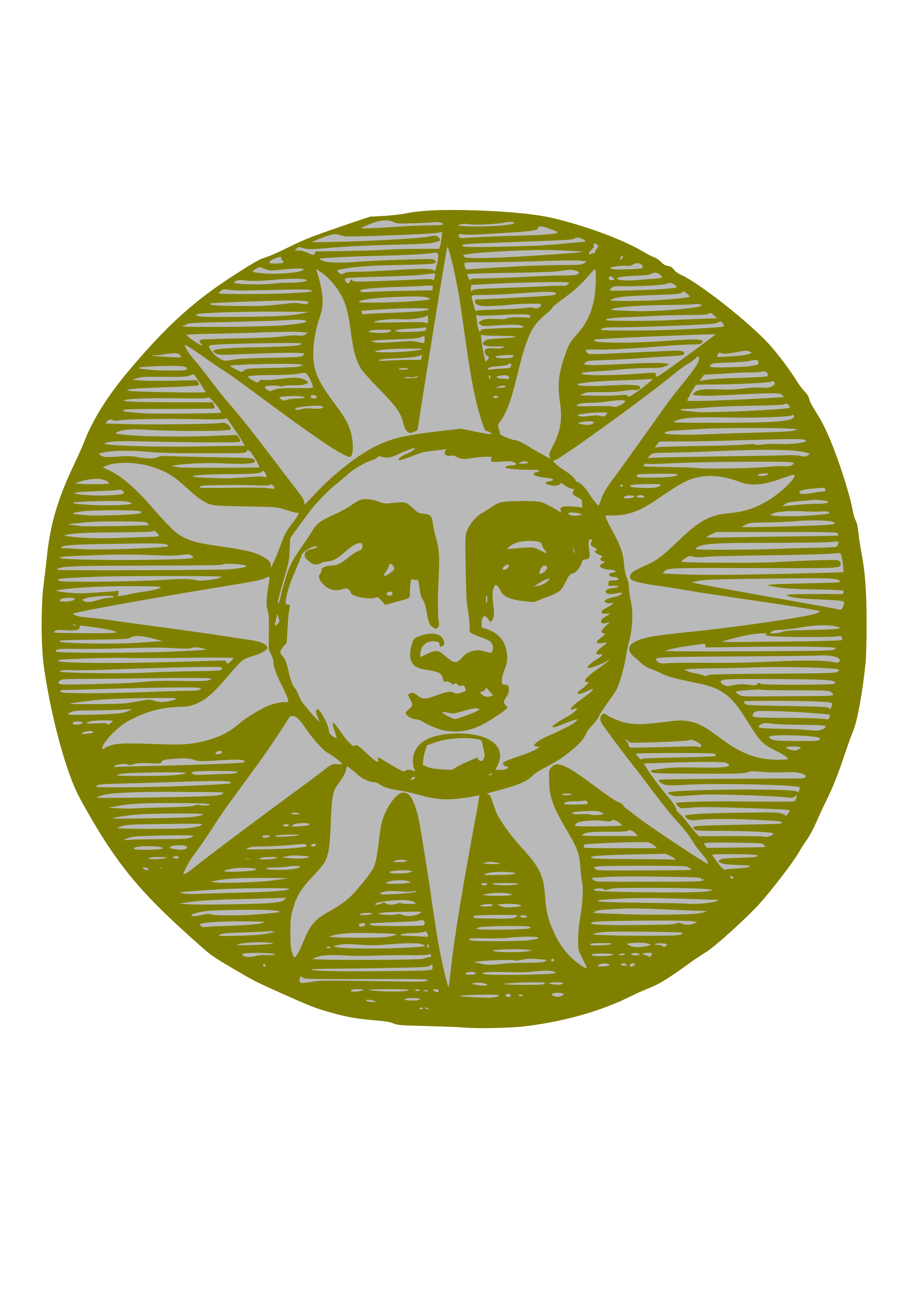 Vintage sun and hill clipart vector transparent download Free Vintage Sun Cliparts, Download Free Clip Art, Free Clip ... vector transparent download