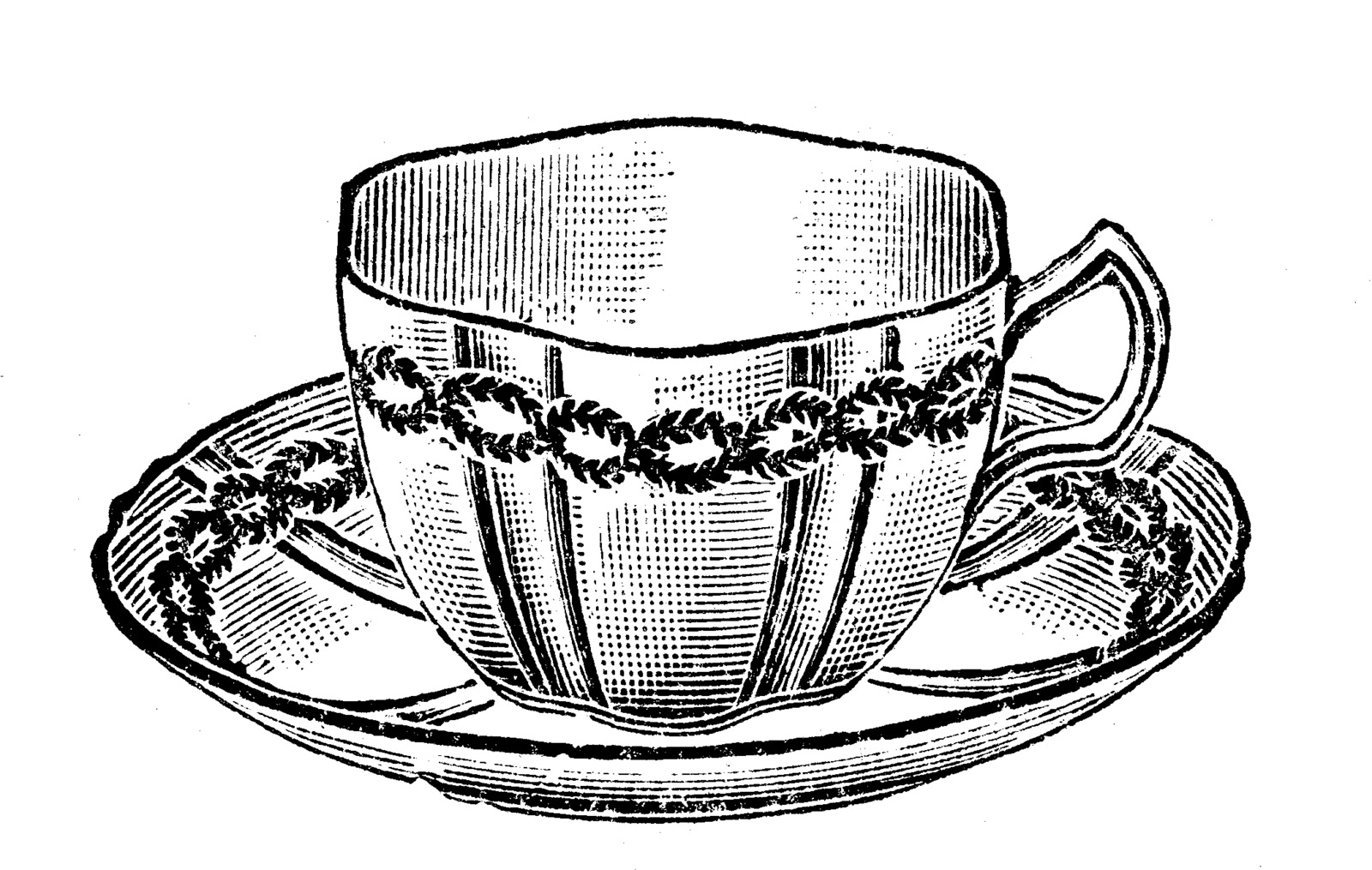 Vintage tea cup clipart background clip art stock Vintage Tea Cup Clipart   Free download best Vintage Tea Cup ... clip art stock