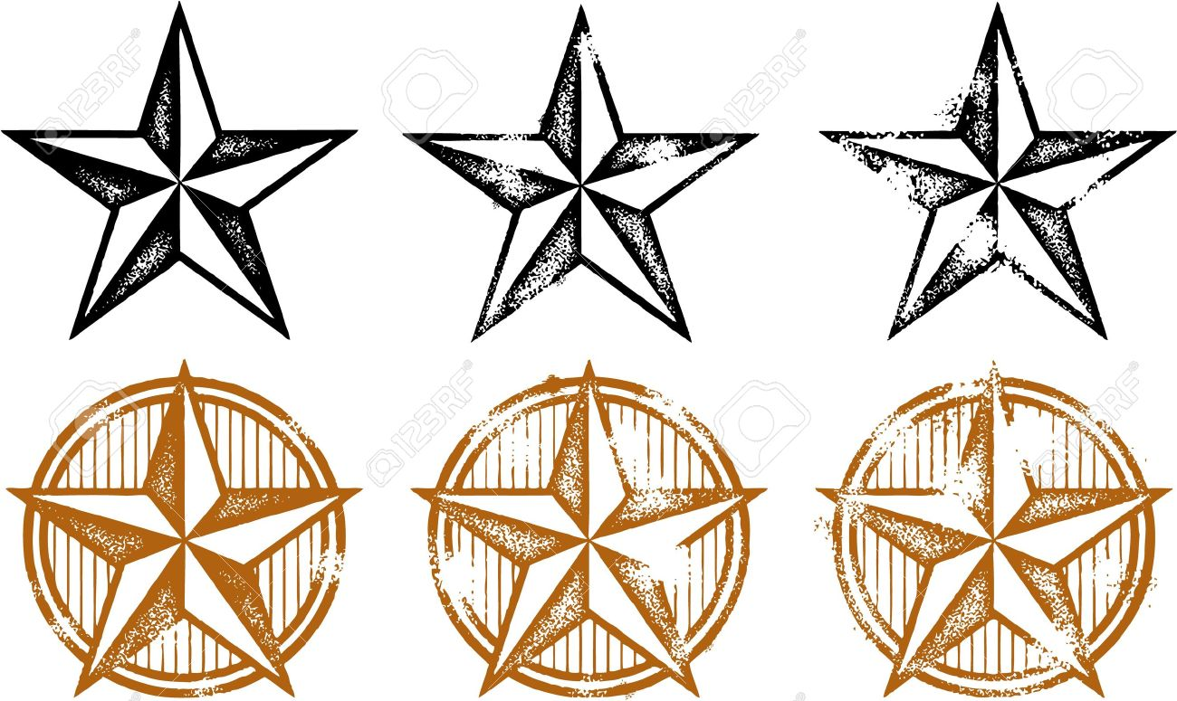 Vintage texas free clipart clipart transparent stock Texas Star Vector | Free download best Texas Star Vector on ... clipart transparent stock
