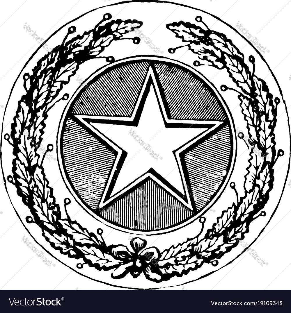 Vintage texas free clipart svg library stock Seal of the state of texas 1904 vintage svg library stock