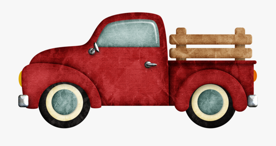 Pickup truck loaded with furniture free clipart vector free download Rv Svg Old - Old Red Truck Clip Art #1384170 - Free Cliparts ... vector free download