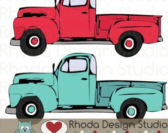 Vintage truck free clipart jpg library library Vintage truck clipart free 7 » Clipart Portal jpg library library