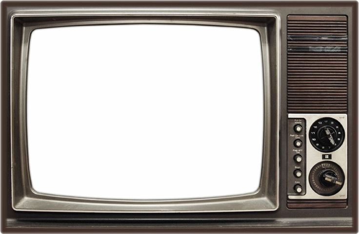 Vintage tv clipart images graphic royalty free download Vintage TV - Clip Art Library graphic royalty free download