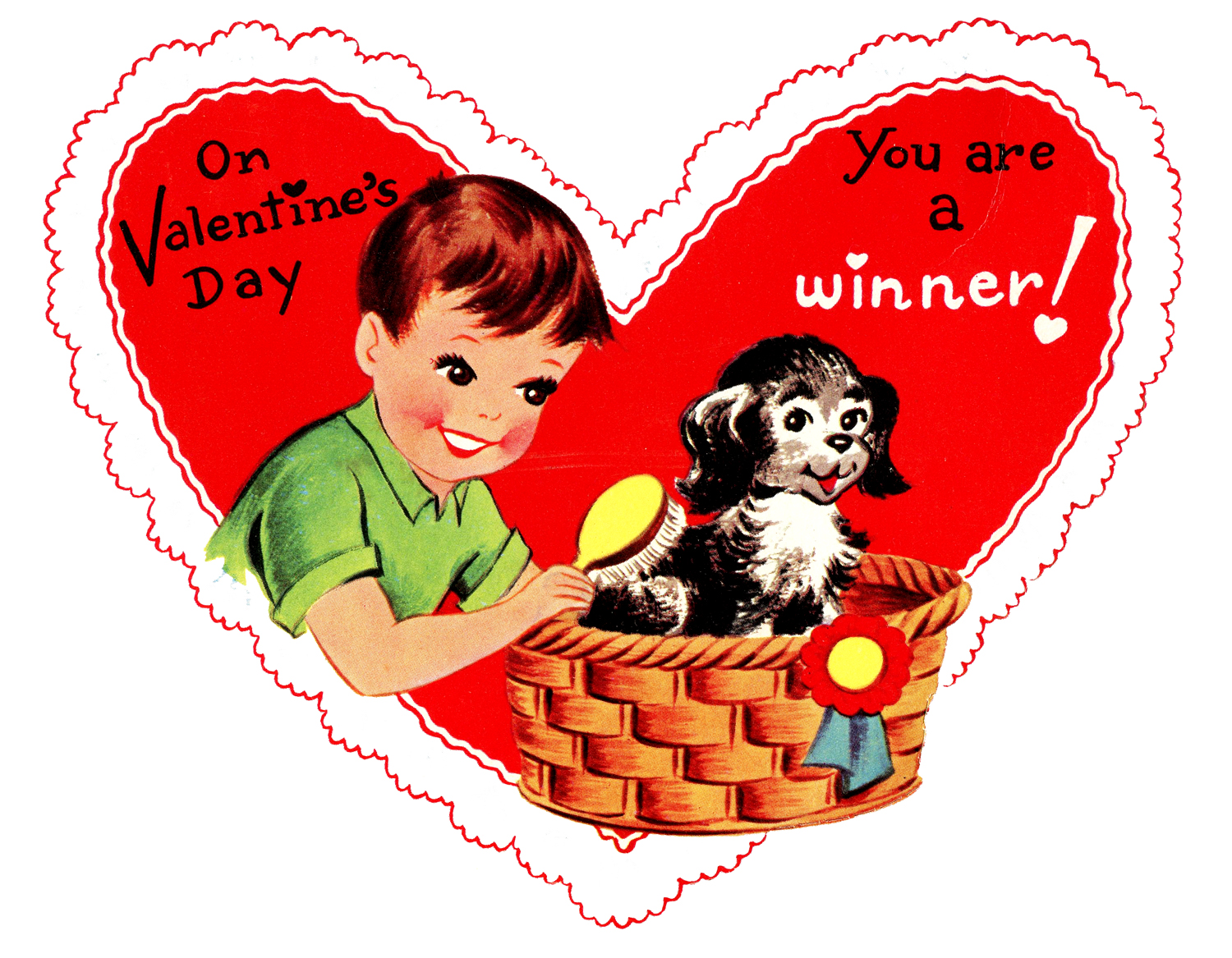 Vintage valentine free clipart graphic royalty free download Free Vintage Valentine Pictures, Download Free Clip Art ... graphic royalty free download