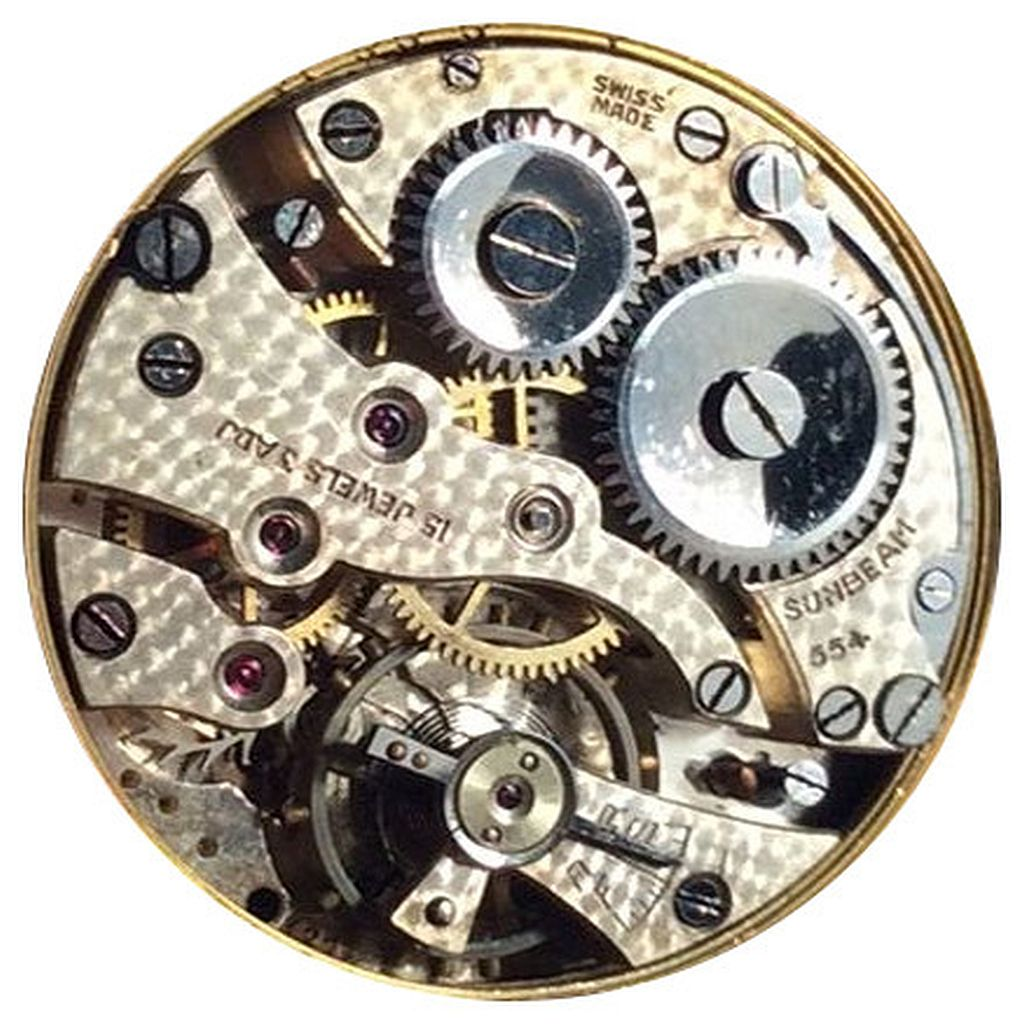 Vintage watch parts clipart clipart library download Watch Movement Identification clipart library download