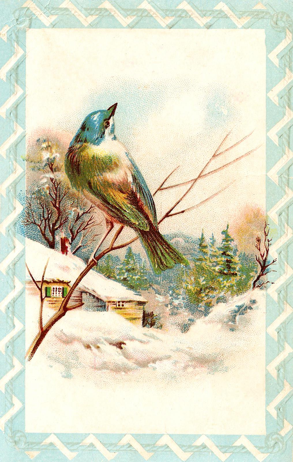 Vintage winter anniversary clipart banner free library Free Vintage Winter Cliparts, Download Free Clip Art, Free ... banner free library