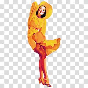 Vintage woman dress up clipart vector transparent download Ning Vintage Pin up girls Pics, woman sitting on ... vector transparent download