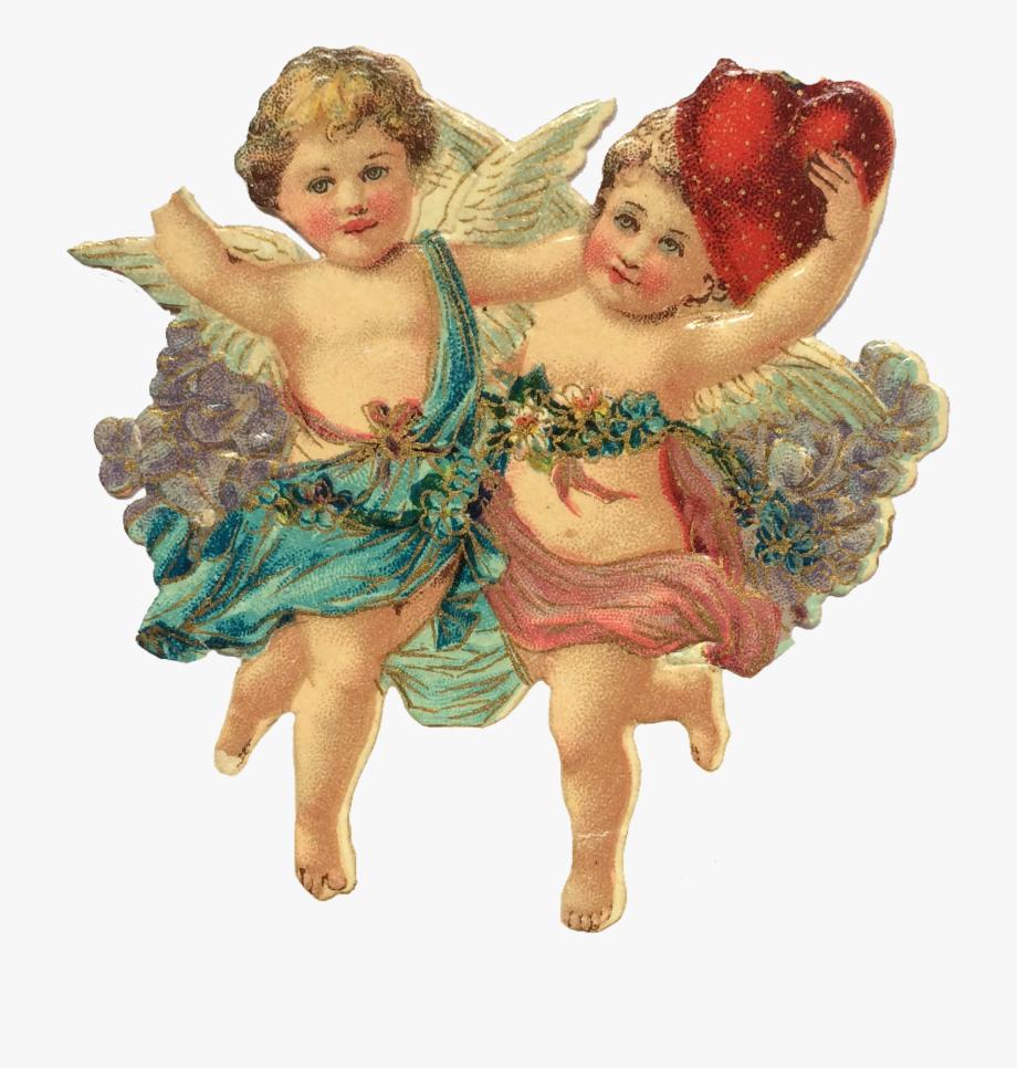 Vintagecupid clipart png freeuse stock Vintage Valentines Day Images - Cupid Valentines Day Vintage ... png freeuse stock