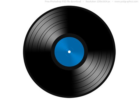 Vinyl icon clipart download Free PSD vinyl record icons Clipart and Vector Graphics ... download