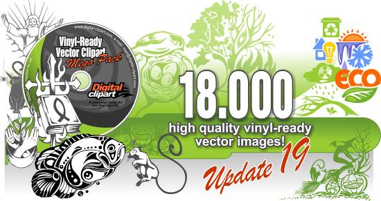 Vinyl ready clipart free