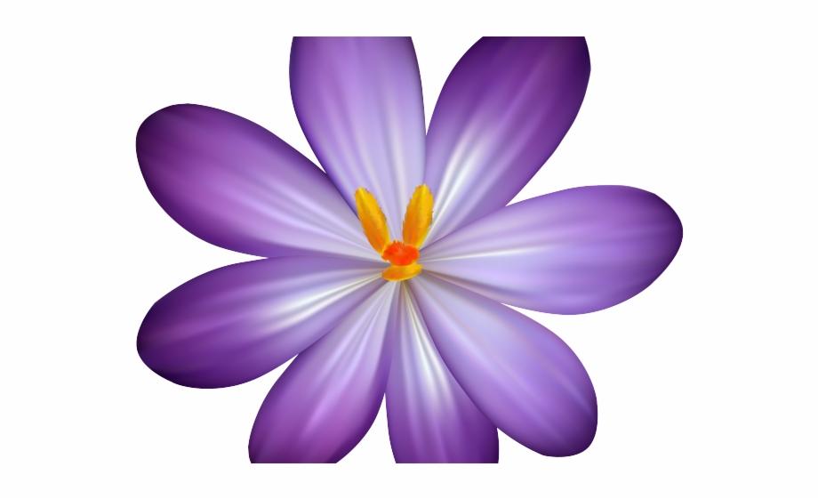 Violet flower clipart free clip art freeuse library Violet Clipart Lavender Flower - Boho Purple Flower Clipart ... clip art freeuse library