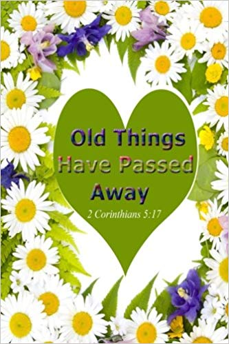 Violet daisy christian clipart svg transparent stock 2 Corinthians 5:17 Old Things Have Passed Away: Bible Verse ... svg transparent stock