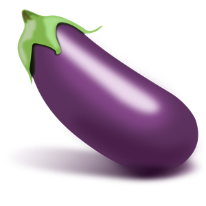 Violet eggplant clipart picture Isolated Eggplant clipart, cliparts of Isolated Eggplant ... picture