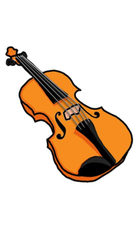 Violin cartoon clipart svg free stock Violin Clipart Free   Free download best Violin Clipart Free ... svg free stock