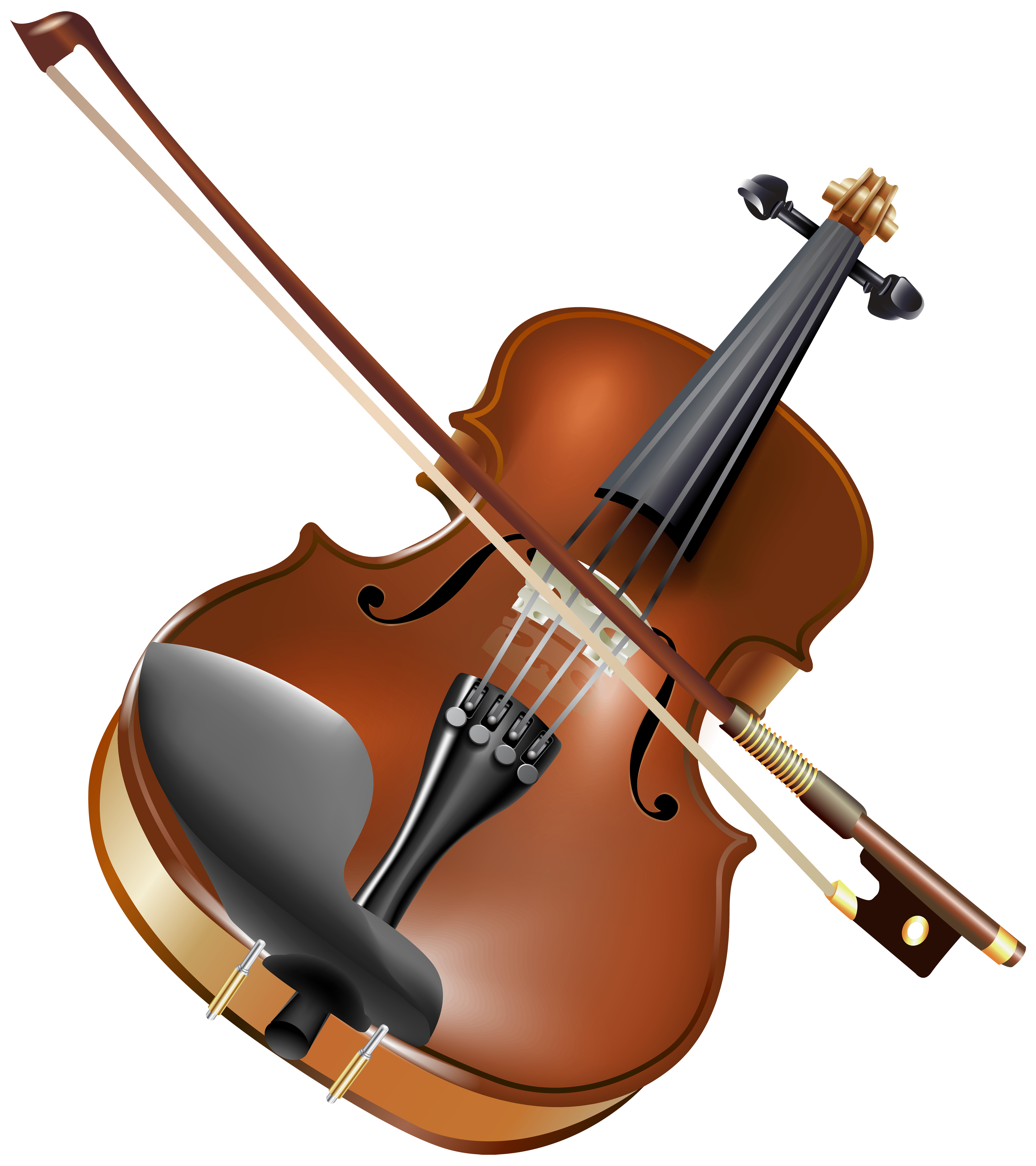 Christmas music clipart violin svg royalty free library Violin PNG Clipart - Best WEB Clipart svg royalty free library