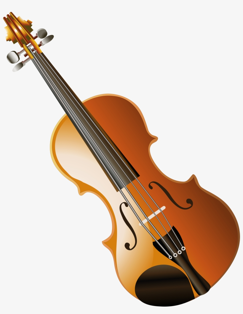Violin clipart png clip black and white stock Violin Clipart Png - Free Transparent PNG Download - PNGkey clip black and white stock