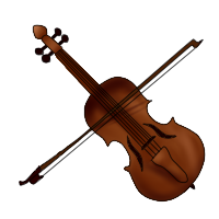 Violin clipart small royalty free library 100 violin clipart tiny clipart - Clipartable.com royalty free library