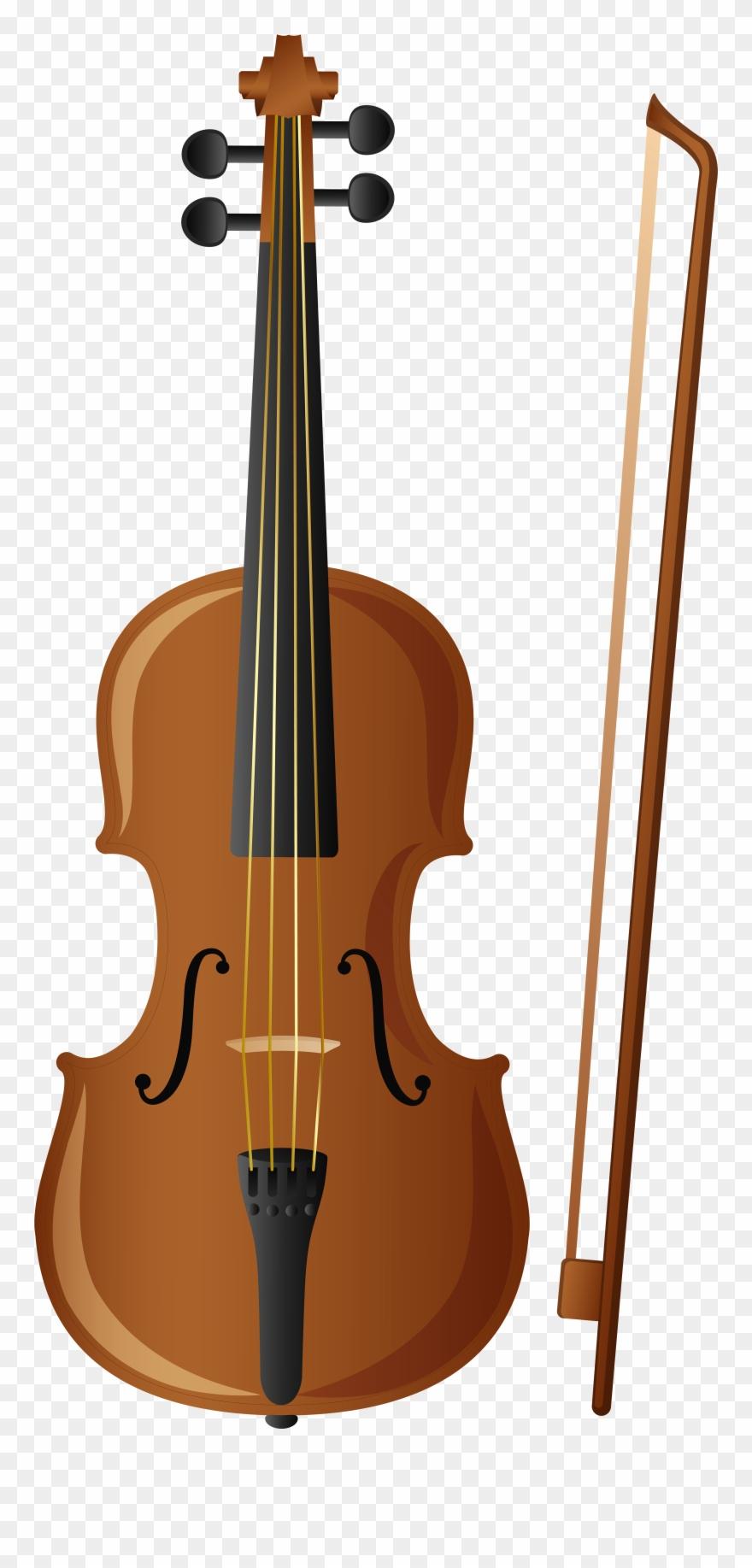 Violin clipart transparent banner black and white stock Clip Art Violin Png Transparent Png (#123681) - PinClipart banner black and white stock