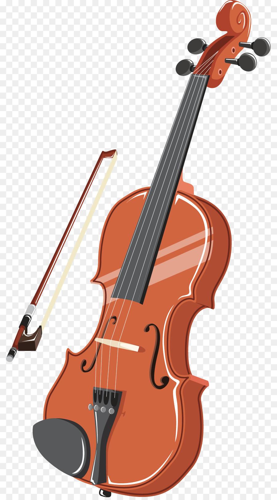 Violin clipart transparent vector download Family Cartoon clipart - Violin, transparent clip art vector download