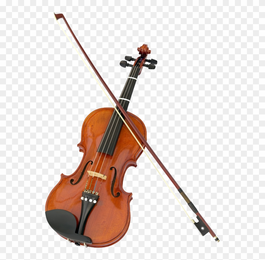 Violin clipart transparent free library Instruments Clipart Fiddle - Violin Png Transparent Png ... free library