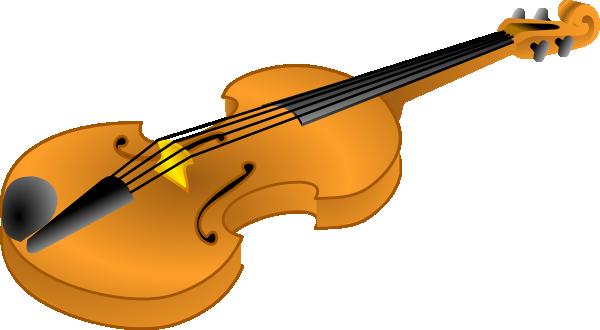 Violin clipart vector vector transparent Brown Violin clip art (114270) Free SVG Download / 4 Vector vector transparent