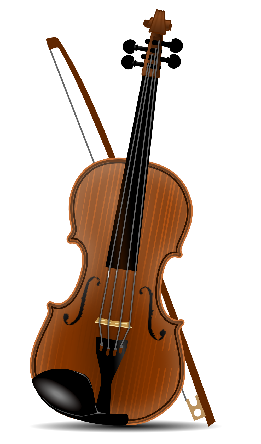 Violin making clipart clipart black and white download Download Violin Png Clipart HQ PNG Image | FreePNGImg clipart black and white download