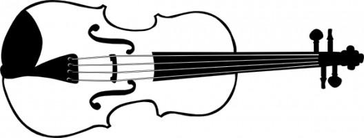 Violin pictures clip art clip black and white stock Violin pictures clip art - ClipartFest clip black and white stock