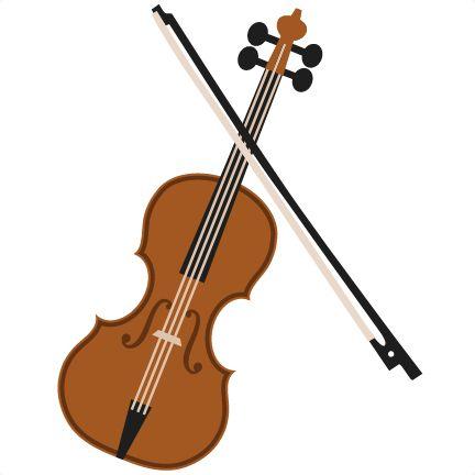 Violin pictures clip art png free download Miss Kate Violin SVG   Cricut Explore Images   Pinterest   Cute ... png free download