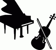 Violinist piano clipart clipart library library Violin and Piano Concert – St. Stephen Presbyterian Church clipart library library