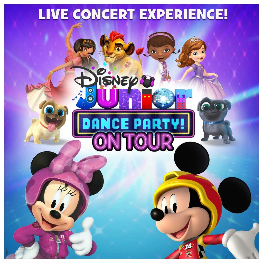 Vip dance party clipart royalty free download Disney Junior on Twitter: \