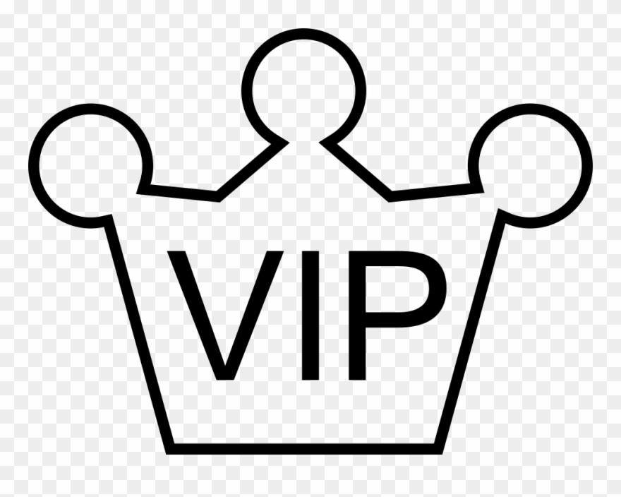 Vip icon clipart vector library stock Vip Svg Png Icon Free Download - Icon Clipart (#1110673 ... vector library stock