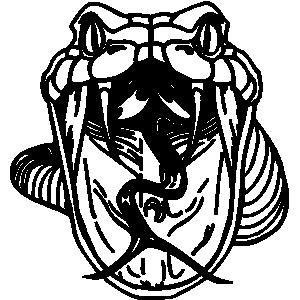 Viper fangs clipart clip library Snake fangs clipart - Clip Art Library clip library