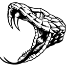Viper fangs clipart jpg free library Snake Clipart - Mascot Clipart jpg free library