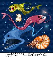 Viperfish clipart