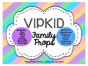Vipkid family clipart jpg transparent download VIPKID Family Props jpg transparent download