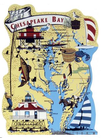 Virginia chesapeake bay clipart graphic freeuse stock Chesapeake Bay - Carol Kent Yacht Charters graphic freeuse stock