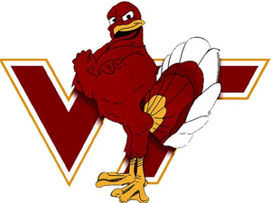 Virginia tech clipart