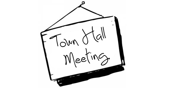 Virtual town hall meeting clipart vector freeuse stock Pheasant.com Blog | Town Hall Meetings Help to Keep Us Centered! vector freeuse stock