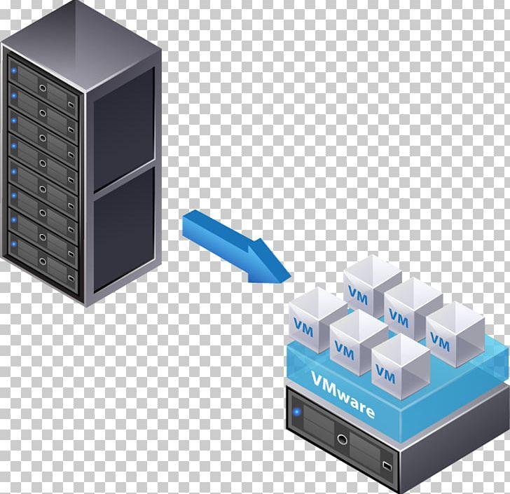 Virtualization clipart jpg stock Virtualization Computer Servers Virtual Machine VMware ... jpg stock