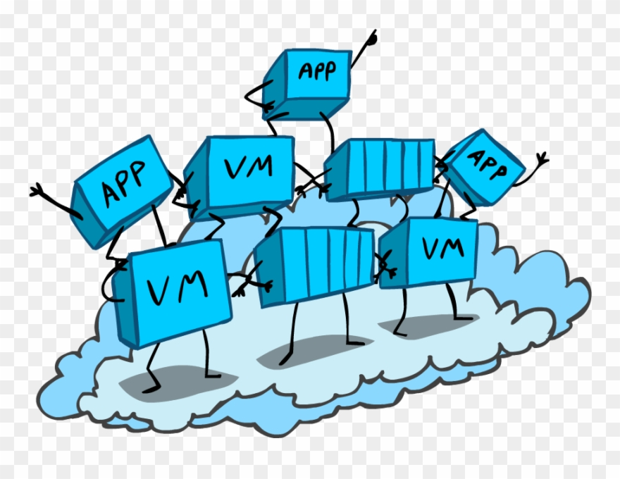 Virtualization clipart svg library download Accelerate Adoption Of High Performance Hyper Converged ... svg library download
