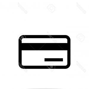 Visa logo white clipart clip art freeuse library Stock Illustration Credit Card Visa Card Isolated | SOIDERGI clip art freeuse library