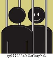 Visit someone in prison clipart vector royalty free download Prison Visit Clip Art - Royalty Free - GoGraph vector royalty free download
