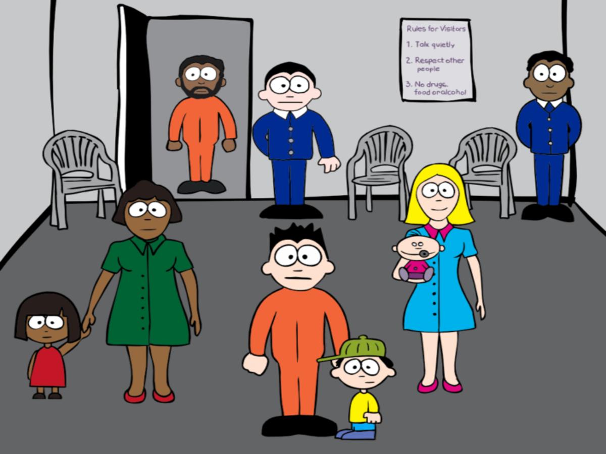 Visit someone in prison clipart clip free download Prison visiting – Just Us clip free download
