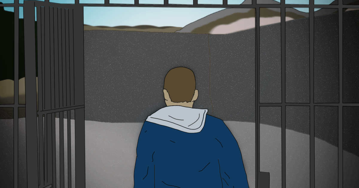 Visit someone in prison clipart banner freeuse stock What happens when you finally get released from prison ... banner freeuse stock