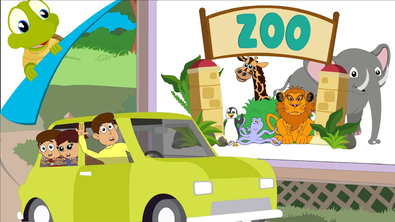 Visiting the zoo clipart clip transparent we are going to the zoo song clip transparent