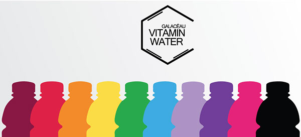 Vitamin water logo clipart picture free library Vitamin Water Logo on Behance picture free library