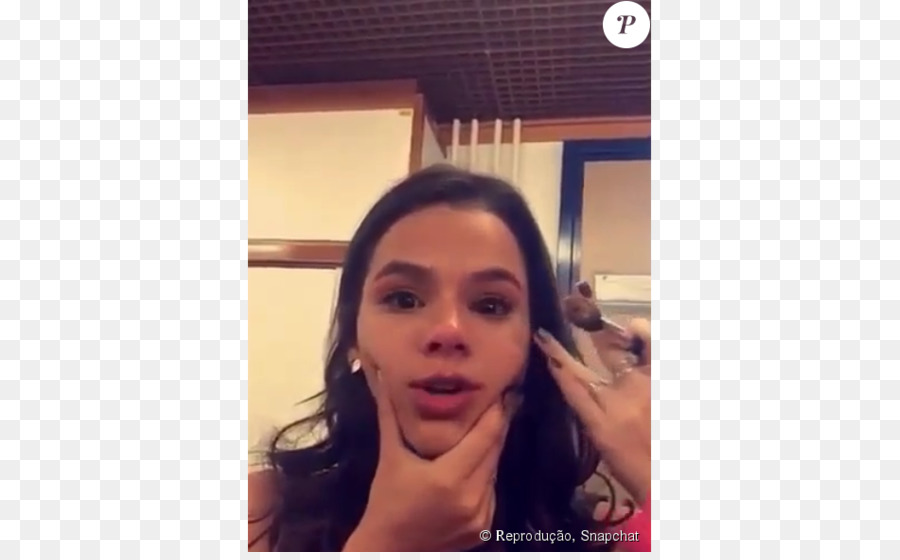Vivian and edward cliparts picture freeuse stock Bruna Marquezine I Love Paraisópolis Actor Eyebrow Snapchat ... picture freeuse stock